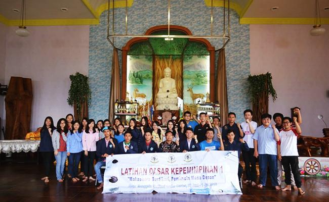 LDK 1 HIKMAHBUDHI Se-DKI Jakarta: Mahasiswa Berdikari, Pemimpin Masa Depan