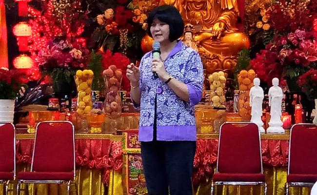 Megawati Santoso: Politik, Emansipasi, dan Agama Buddha