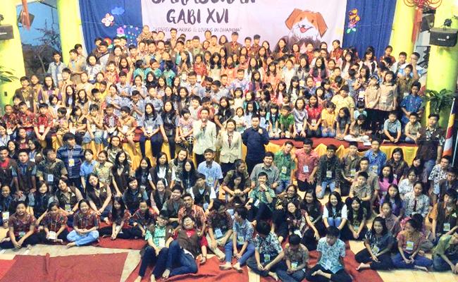 Meriahnya Sarasehan GABI XVI Sekber PMVBI Provinsi Jawa Barat