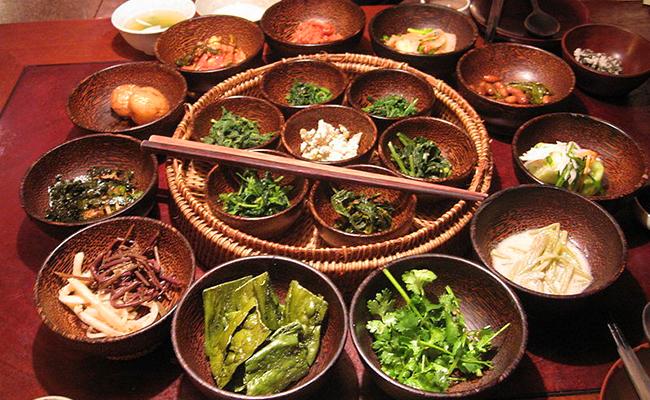 Temple Food: Kuliner Kuil yang Menggoda Selera