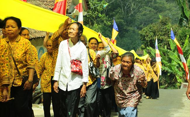 Vihara Metta Dhamma, Vihara 12 Kepala Keluarga