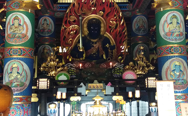 Mengenal Fudo Myoo, Dewata Buddhis yang Terkenal dalam Budaya Pop
