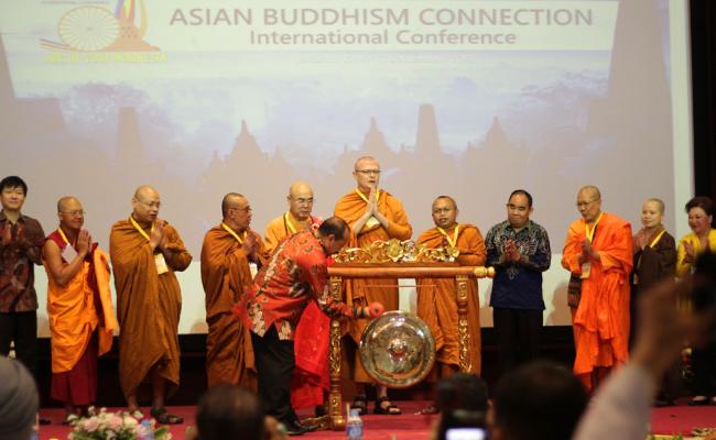 Konferensi Asian Buddhism Connection ke-3