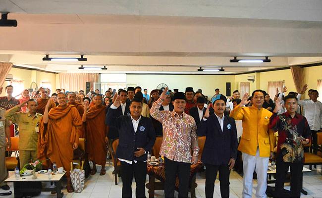 Pelantikan HIKMAHBUDHI Malang dihadiri Wakil Ketua MPR-RI