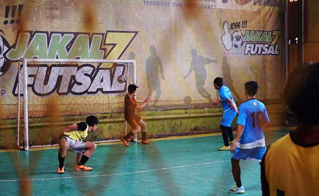 Pemuda Buddhis Temanggung Juarai Turnamen Futsal Kamadhis UGM