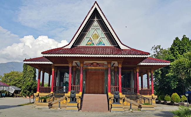 3 Umat Buddha di Vihara Karuna Dipa Meninggal Akibat Gempa