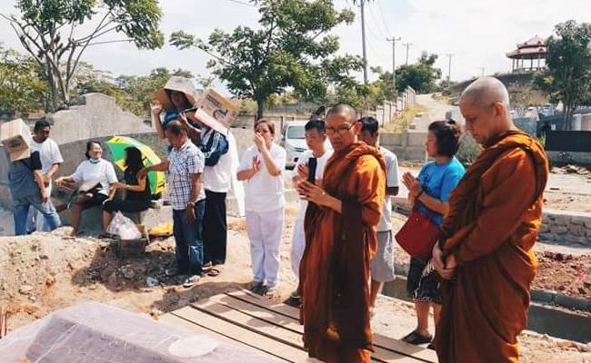 Gempa Bumi Palu-Donggala, Banyak Umat Buddha di Palu Ketakutan