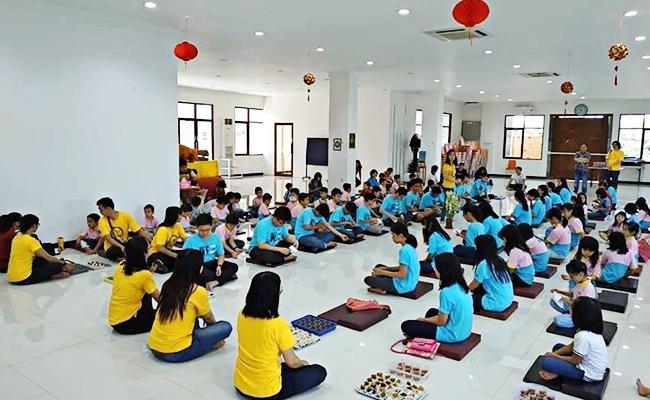 Meditasi Perlu Diperkenalkan Sejak Usia Dini