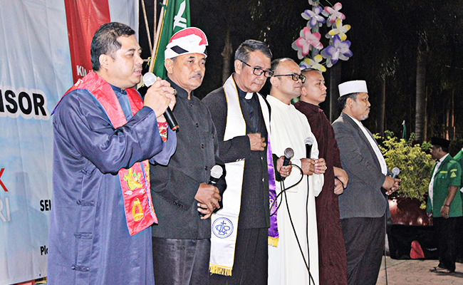 Kirab Satu Negeri, Wajah Kebhinnekaan Kota Tangerang