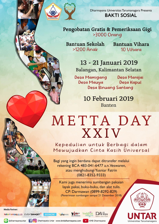 Metta Day XXIV