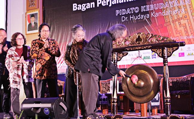 Pembukaan BWCF 2018: Membaca Ulang Kitab-Kitab Pelawat Asing ke Nusantara