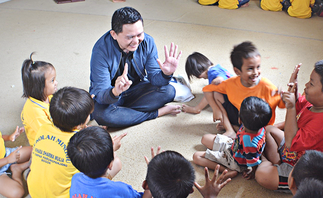 Dasasila Telah Menyelenggarakan Teman Dasasila 2 di Jawa Barat