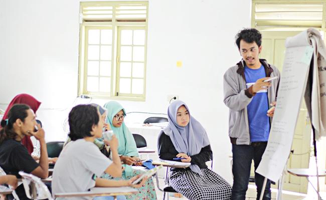 Kaderisasi Generasi Muda Penggerak Perdamaian
