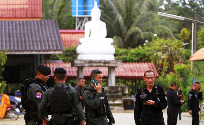 Dua Bhikkhu di Thailand Selatan Meninggal Ditembak
