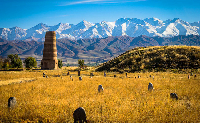 Sulitnya Mencari Jejak Buddhis di Kirgizstan