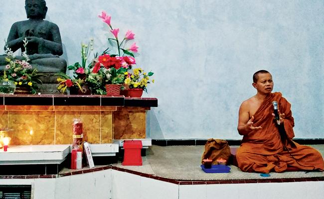 Pujabhakti Bersama Masyarakat Kampung Mranggen, Temanggung