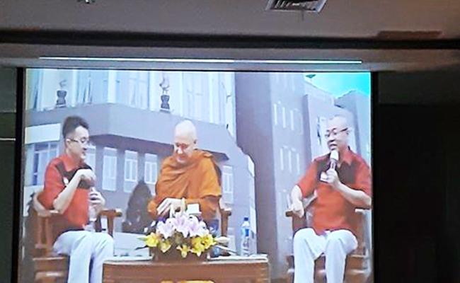 Talkshow Ajahn Brahmali: Relax to The Max