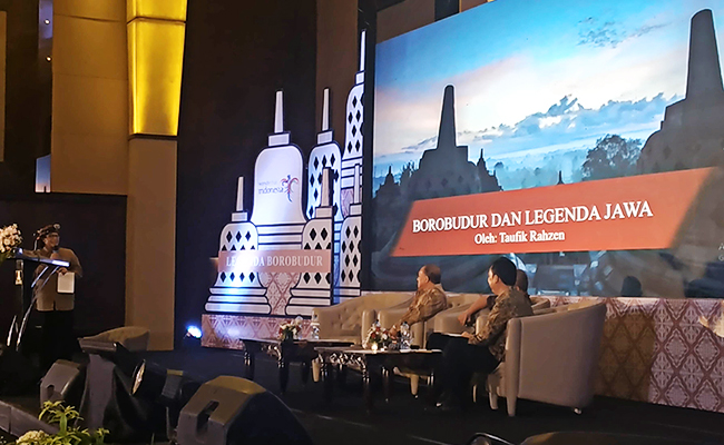 Melacak Mitos, Borobudur Dibangun oleh Sangha?