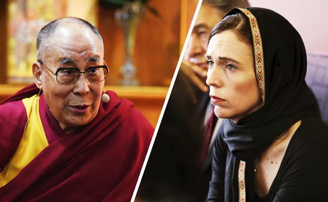 Dalai Lama Menyampaikan Rasa Simpati pada Korban Penembakan di Masjid Christchurch, New Zeland