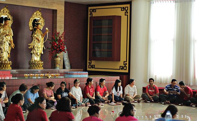 Guru-guru Sekolah Triratna Jakarta Awalnya Ogah-ogahan Retret