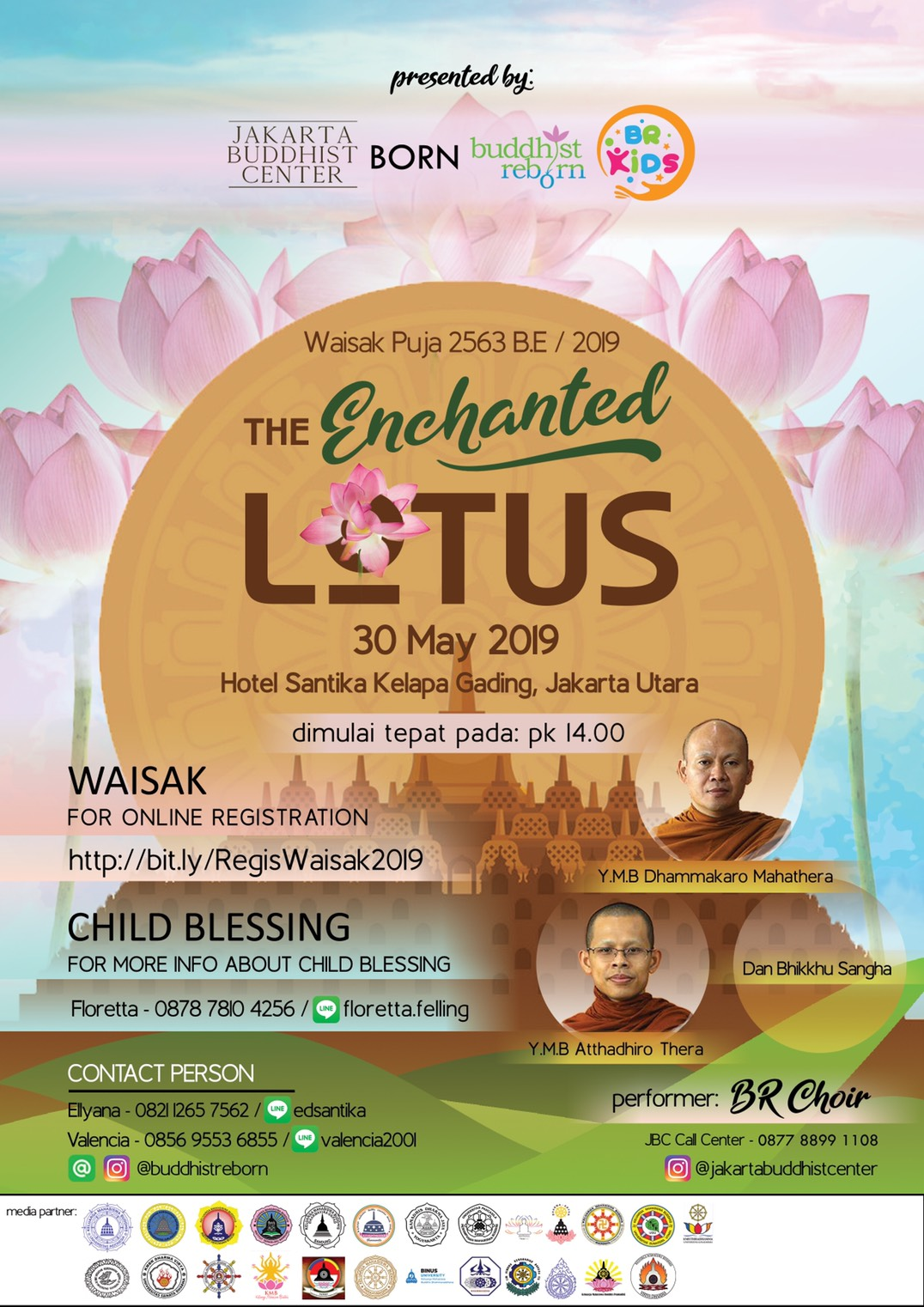 The Enchanted Lotus