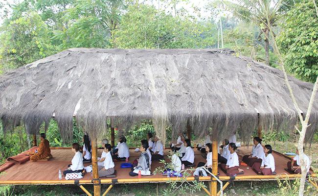 Dusun Krecek dan Atmosfernya yang Mendukung Praktik Meditasi