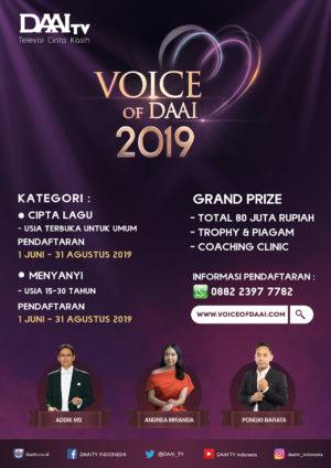 Voice Of DAAI 2019