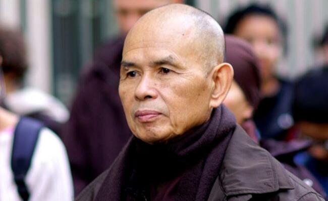 Master Thich Nhat Hanh dan Agama Buddha yang Membumi