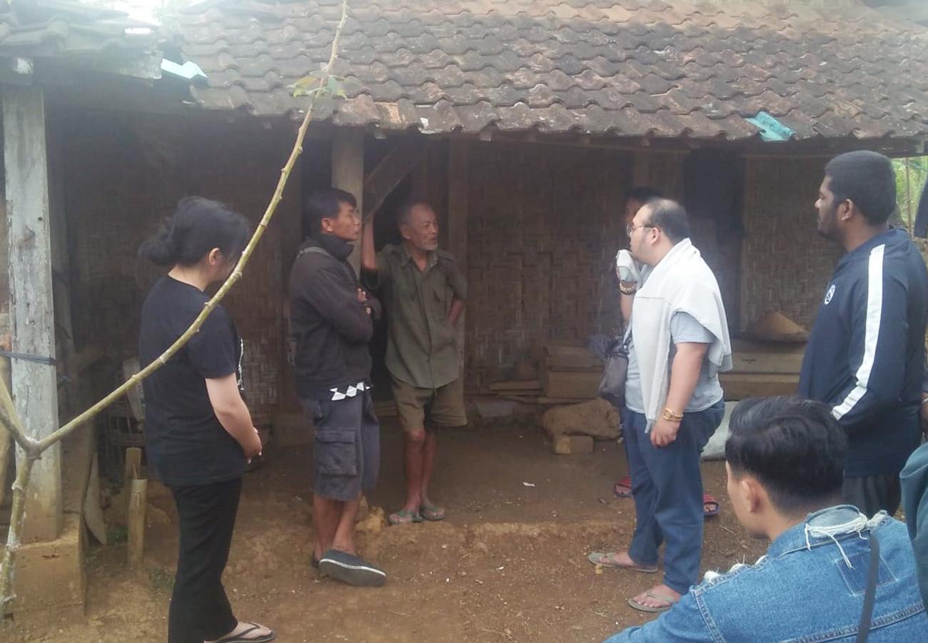 Di Desa Sekar Gadung, Blitar, Umat Buddhanya Hampir Punah?