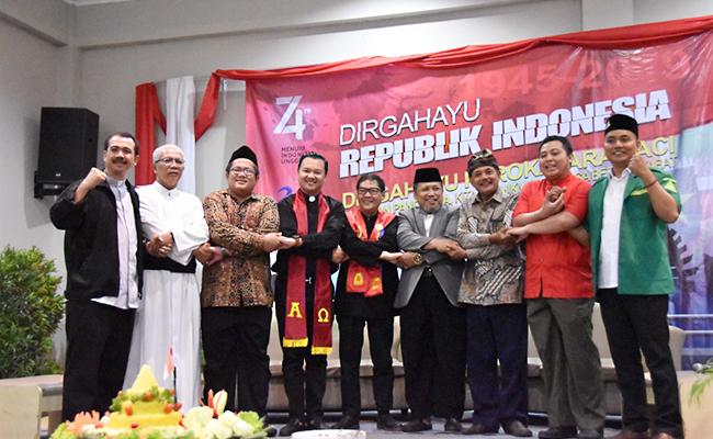 Komunitas Dialog Kebangsaan Kota Tangerang Gelar Acara Peringati Kemerdekaan Indonesia ke-74