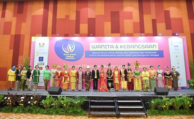 Forum Wanita Nasional WANDANI (Wanita Theravada Indonesia) 2019