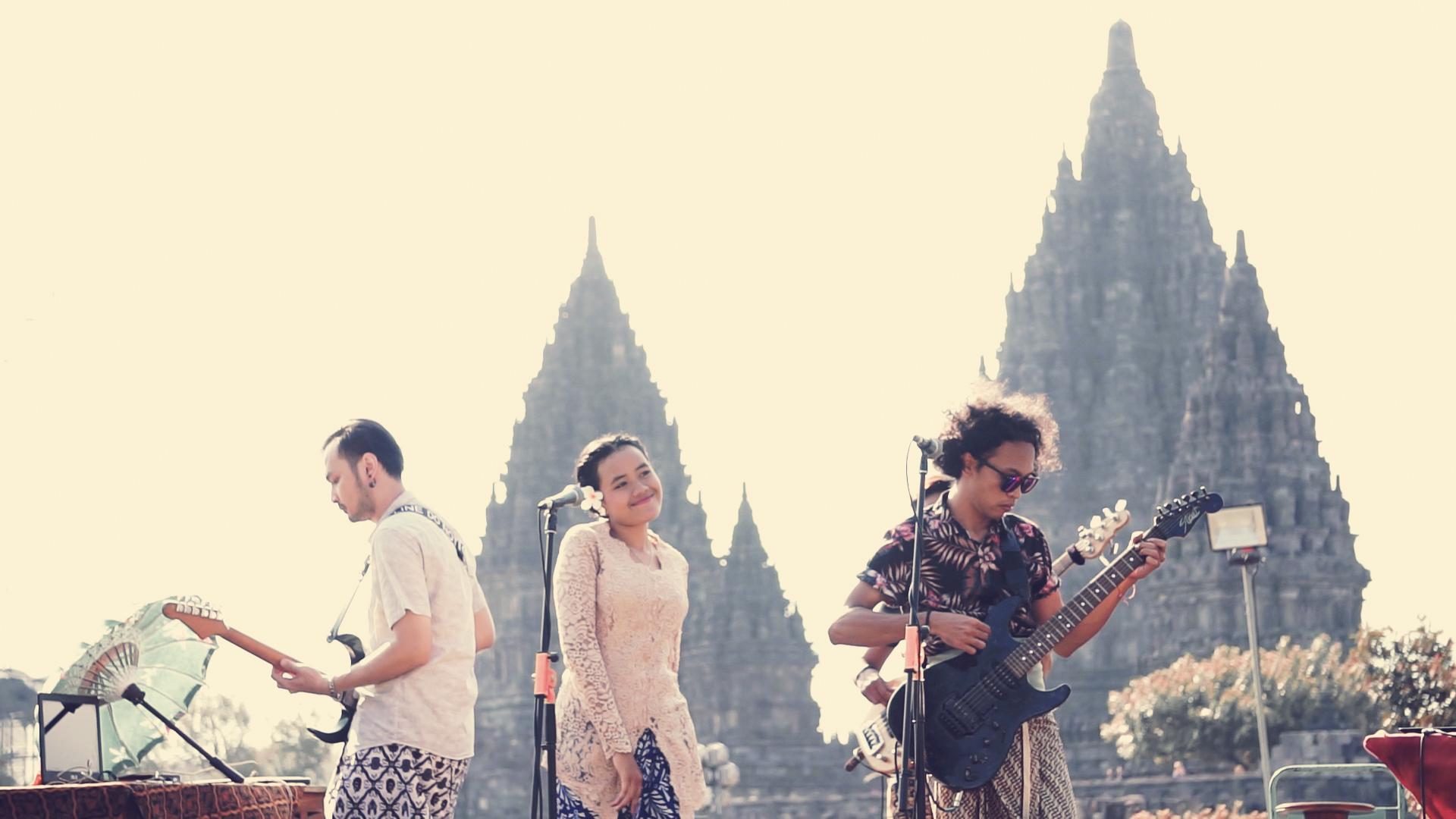 Kidung Jawa Kuno Kembali Berkumandang di Candi Prambanan