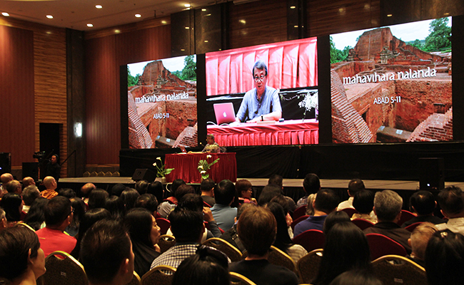 Seluruh Sutra Teridentifikasi; Ajaran Borobudur Semakin Jelas