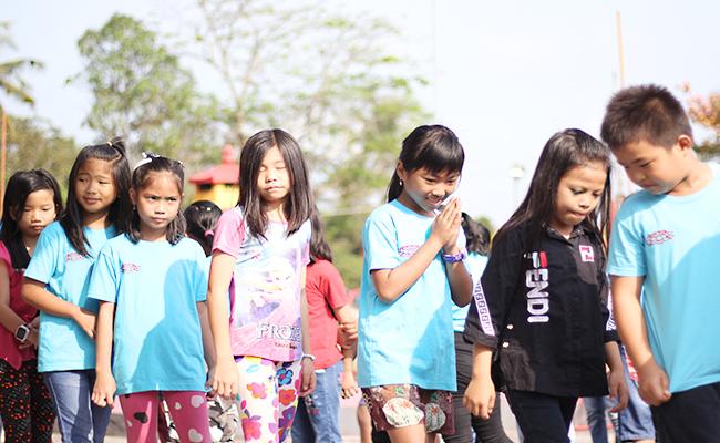 Pemuda Menjadi Tumpuan Keberlangsungan Buddhadharma di Pulau Belitung