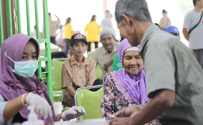 Panggilan Hati Membantu Sesama di Belitung Timur