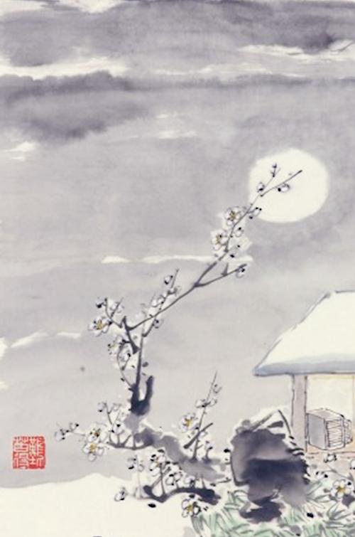 Seni Lukis Zen: Sebuah Kontemplasi dan Ekspresi Meditatif