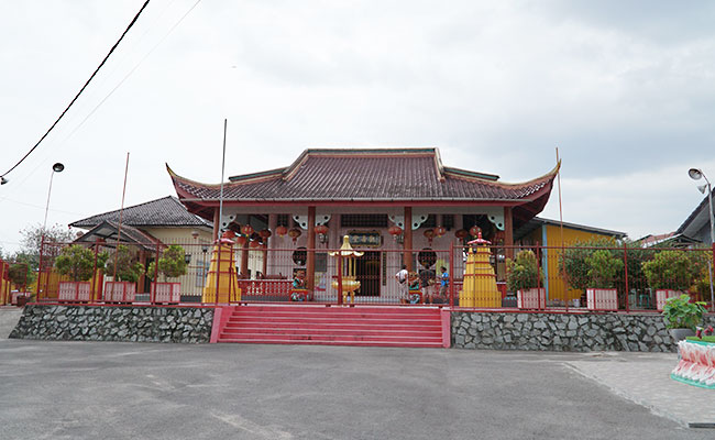 Jalan Terjal Pengembangan Buddhadharma di Tanah Belitung