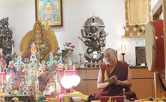 Nyungne, Tradisi Puasa Buddhis Khas Vajrayana