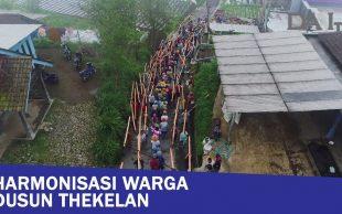 Harmonisasi Warga Dusun Thekelan, Jawa Tengah