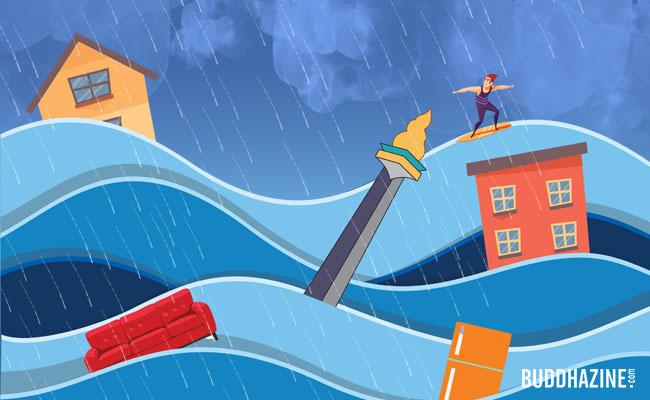 Banjir Lagi, Hati-hati dengan Dosa!
