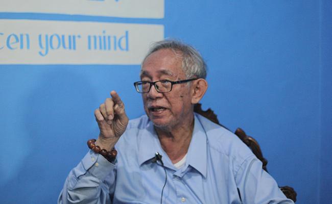 Prof. Chau Ming: Mahayana adalah Tentang Kepedulian