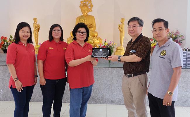 400 Manula Terima Baksos Imlek Buddhist Fellowship Indonesia 2020