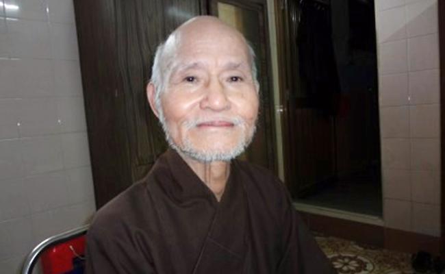 Aktivis Biksu Buddhis dan Nomine Nobel Perdamaian Thich Quang Do Meninggal di Usia 91 Tahun
