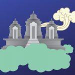 Berbagi Cerita tentang Wihara di Lampung