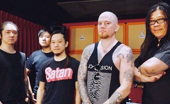Wow, Buddhadharma dalam Hentakan dan Distorsi Musik Death Metal?