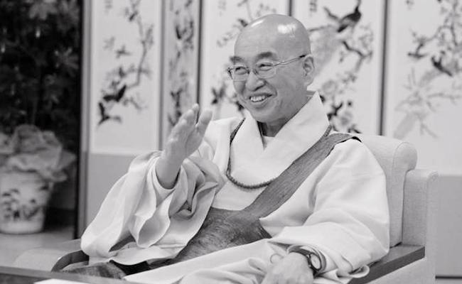 Biksu Korea, Pomnyun Sunim, Memenangkan Penghargaan Perdamaian Niwano ke-37