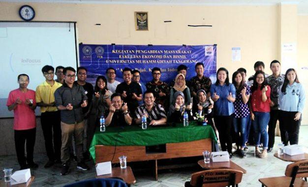 Antara Pajak, Kita, dan Indonesia