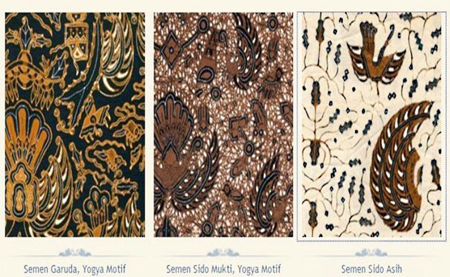 Hubungan Garuda dan Motif Batik