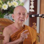 Wabah Corona; Bhikkhu Sri Pannyavaro Minta Umat Buddha Tetap di Rumah