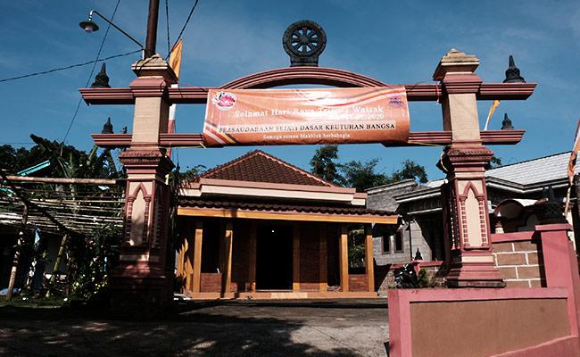 Vihara Mahanama yang Indah